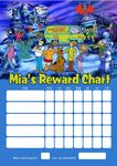 Personalised Scooby Doo Reward Chart (adding photo option available)